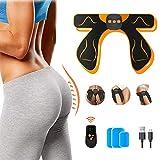 EMS Hips Estimulador Muscular,Gluteos Estimulador de Glúteos Herramientas Nalgas HipTrainer para la Cadera Mujer Inteligente Hip Instructor Modelling Firing Ayuda a Levantar la Cadera
