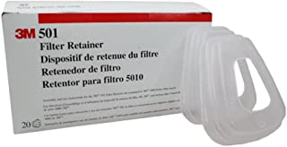 3M 501 Filter Retainer for 5N11 (20 Pack)