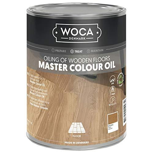 WOCA 522572AA Meisteröl weiß 1 Liter