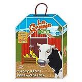La Granja de Zenón- Juega y Aprende con la Vaca Lola (Bandai EB81202)