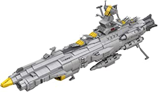 2187 PCS Building Block Compatible with Lego Space Battleship Andromeda, Puzzle Toy Technic Super Racing RC Car Kit, Brick...