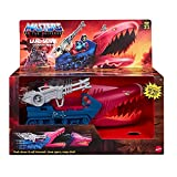 Masters of the Universe Origins Land Shark Vehicle, Skeletor's Iconic Transportation for MOTU Storytelling Play and Display, Gift for Kids Age 6 Years and Older