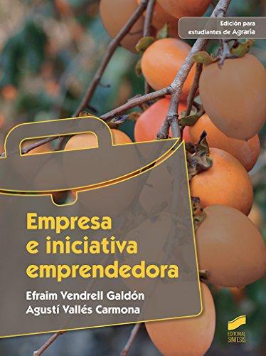 Empresa e iniciativa emprendedora (agraria)