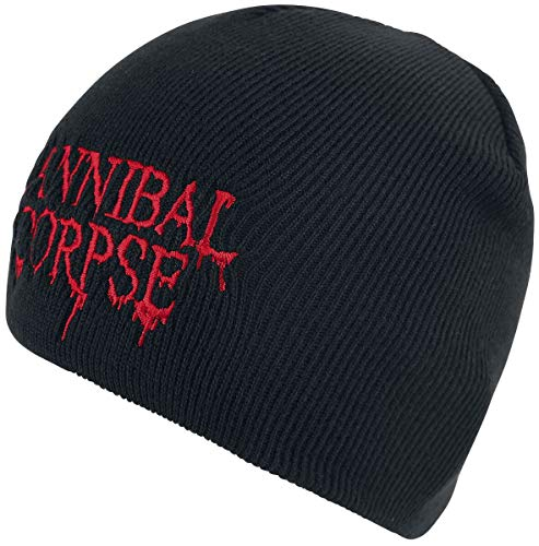 Cannibal Corpse - Beanie Logo (in One Size) [Audio CD]