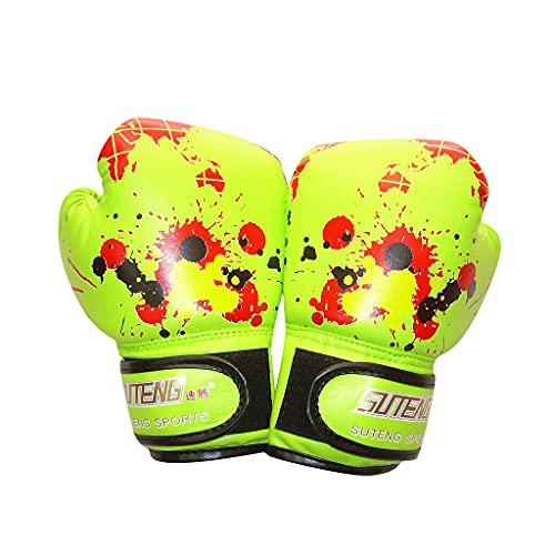 SXFSY Kinder Boxhandschuhe Für Jungen...
