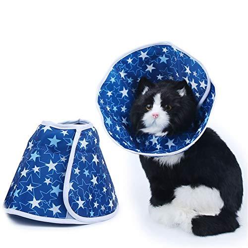 Collar Isabelino Gato Collar Isabelino Perro Perro médico Collares Cabeza de Perro Cono Collares para Perros Cono para Perros Medium