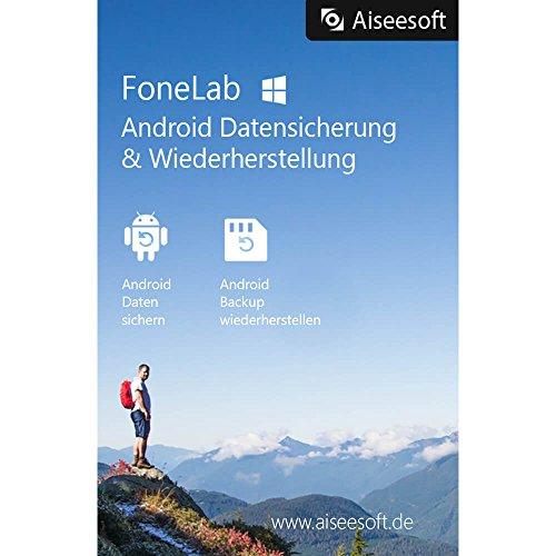 FoneLab für Android-Datensicherung & Wiederherstellung Vollversion (Product Keycard ohne Datenträger)