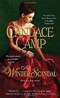 A Winter Scandal (Legend of St. Dwynwen) by Candace Camp(2011-10-25)