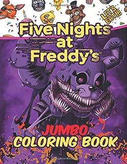Best fnaf coloring pages for kids Reviews