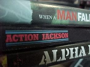 Action Jackson , Alpha Dog , When a Man Falls : Crime Action 3 Pack Collection