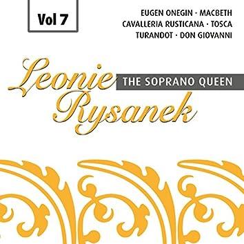 Leonie Rysanek, Vol. 7