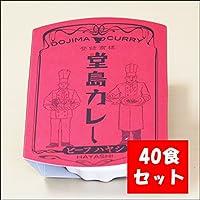 堂島カレー ビーフハヤシ 40食セット