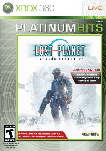 Capcom Lost Planet: Extreme Condition, Xbox 360, ESP Xbox 360 Español vídeo - Juego (Xbox 360, ESP, Xbox 360, Shooter, T (Teen))