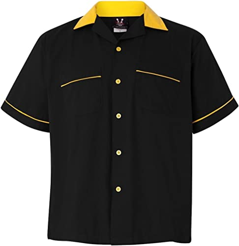 Hilton HP2244 - GM Legend Bowling Shirt