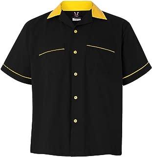 Hilton Bowling Retro Gm Legend, Black/Gold, XX-Large