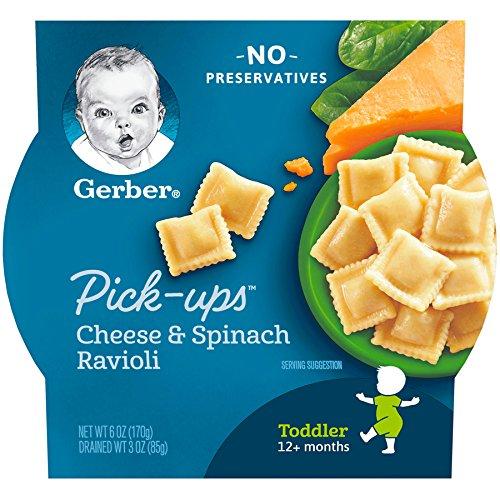 gerber cheese snack - 6