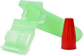 Rainbird  Direct Bury Silicone Tube with Red and Yellow Twist-On Wire Nuts