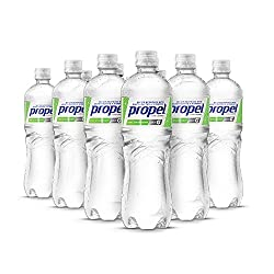 Propel, Kiwi Strawberry, Zero Calorie Sports Drinking Water with Electrolytes and Vitamins C&E, 16.9