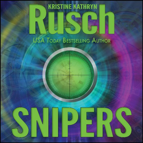 Snipers audiobook cover art