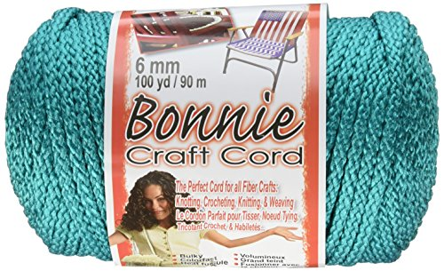 Pepperell 6mm Bonnie Macram/é Craft Cord 100-Yard Pearl//Beige