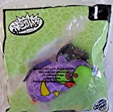Batty Talking Plush - 1999 Burger King Silly Slammers Series