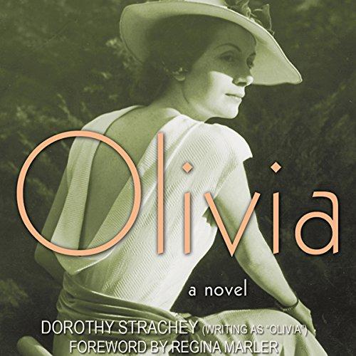 Olivia audiobook cover art