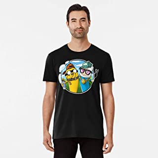 party god shirt adventure time