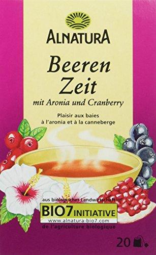 Alnatura Bio Tee Beerenzeit, 20 Beutel, 40 g