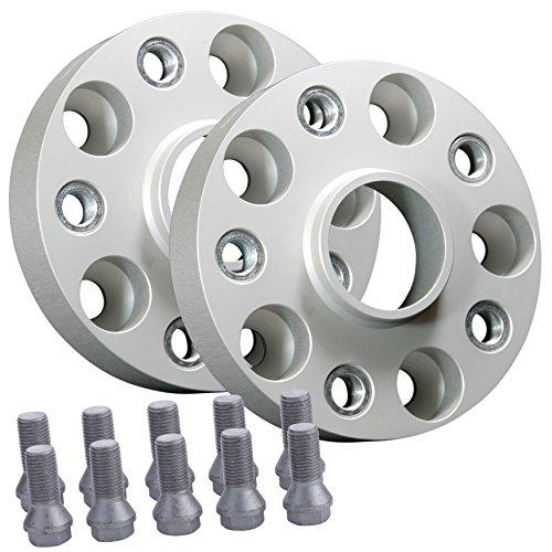 SilverLine by RSC Spurverbreiterung 40mm Achse/20mm Seite LK: 5x120 72,6-20613216_4250891953312