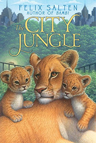 The City Jungle (Bambi\'s Classic Animal Tales) (English Edition)