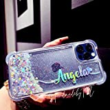 Waterfall glitter iPhone 12 pro max iPhone 12 iPhone 12 mini iphone 11 pro max case iphone 11 pro case iPhone 11 case iphone Xs max case iphone Xs iphone XR Samsung note 20 ultra S21 Plus S21