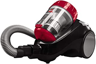 Bissell Corded Clean View Multi Cyclonic Vacuum Cleaner, Red -1994K