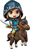 Good Smile The Legend of Zelda: Breath of the Wild: Link (Deluxe Version) Nendoroid