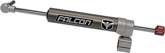 "TeraFlex 01-02-22-110-138 Falcon JK/JKU Nexus EF 2.2 Fast Adjust Steering Stabilizer - Stock 1-3/8"" Tie Rod"