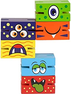 The Original Toy Company WhatZit Monster Faces