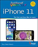 Teach Yourself VISUALLY iPhone 11, 11Pro, and 11 Pro Max (Teach Yourself VISUALLY (Tech))