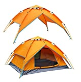 McWay Automatic Camping Tent - Instant Hydraulic Pop up Tent -...
