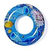 Zxb-shop Baño para Adultos Anillo Engrosado Debajo de la axila Natación Equipos de natación para Principiantes Natación en el Agua Suministros (Color : B, tamaño : S)