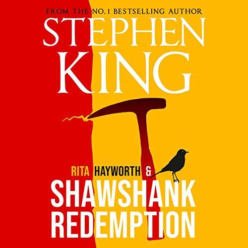 Rita Hayworth and Shawshank Redemption cover art