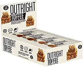 MTS Nutrition Outright Bar Toffee Peanut 1 kg Estimated Price : £ 21,25