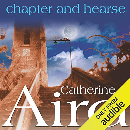 Chapter and Hearse audiobook cover art