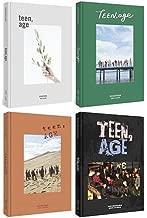 SEVENTEEN TEEN,AGE 2nd Album 4Ver SET+POSTER+Photobook+Card+F.Poster+Sticker+etc+Tracking Number