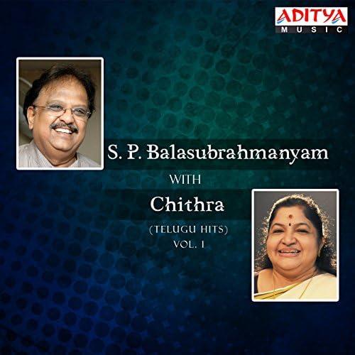 Chitra, S. P. Balasubrahmanyam