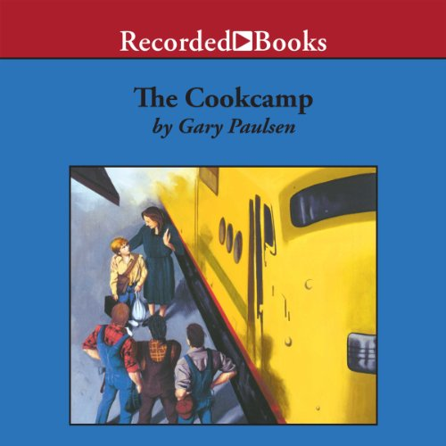 The Cookcamp audiobook cover art
