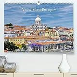Westküste Europas (Premium, hochwertiger DIN A2 Wandkalender 2021, Kunstdruck in Hochglanz)
