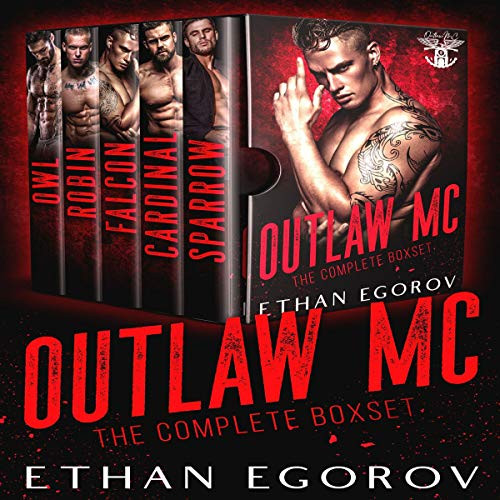 Outlaw MC: The Complete Boxset cover art