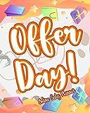 Offer Day!: Online Sales Planner Make It Easier Your Business Goals