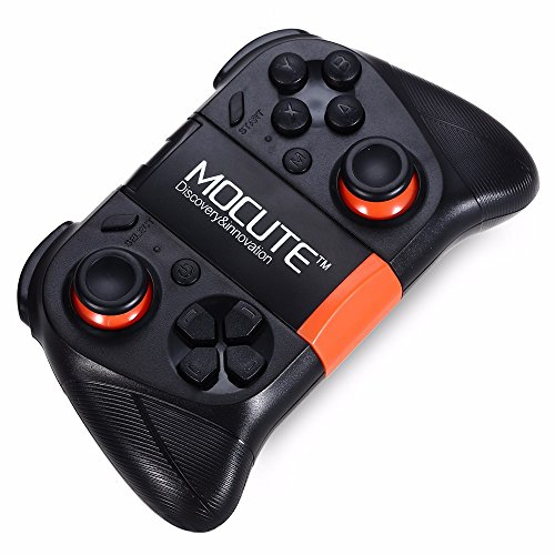 Hindotech Mocute Gamepad 050 Mini Wireless Keyboard for PC for Phone for TV Controller
