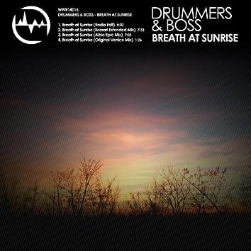 Breath at Sunrise