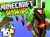 Clip: Minecraft Skywars #16 Late Night Challenges!?